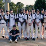 Fox Creek High School Varsity Baseball beat Mid-Carolina High School 4-2