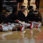 Fox Creek Varsity Boys Basketball beats 4A Midland Valley HS 63-54