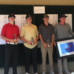 Colin Trahan Among the SC Best at Bengal Invitational
