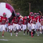HOME Varsity Football Game vs Wagener-Salley