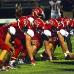Varsity Football Wins Third Straight, Begins Region 2-AA Play