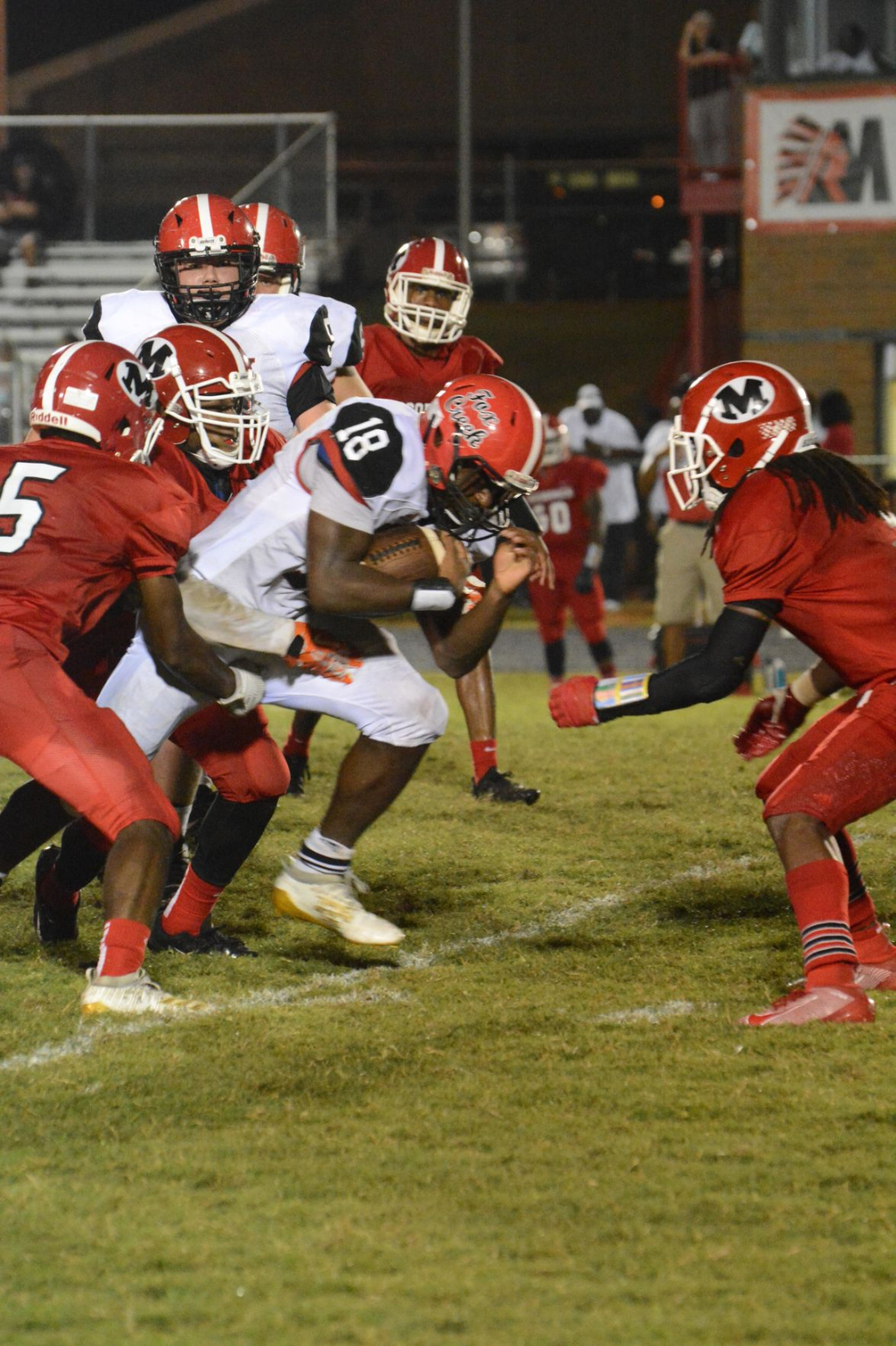 Varsity Football Highlights/Articles From Wins over McCormick, Columbia, Crescent, and Ninety Six