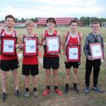 Seniors Show Out at Fox Creek Invitational