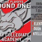 Varsity Football 1st Round Playoff Game Information