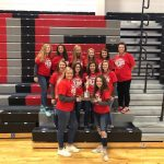 Three FCHS Volleyball Players Named to All-State/All-Region Team