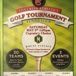 Fox Creek Athletics Golf Tournament – May 9th at 1:00 PM