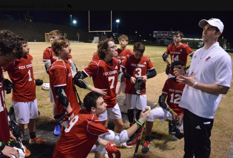 Lacrosse Takes Root At Fox Creek