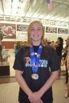 Bachelder Qualifies for SCHSL Swim State Championships This Weekend