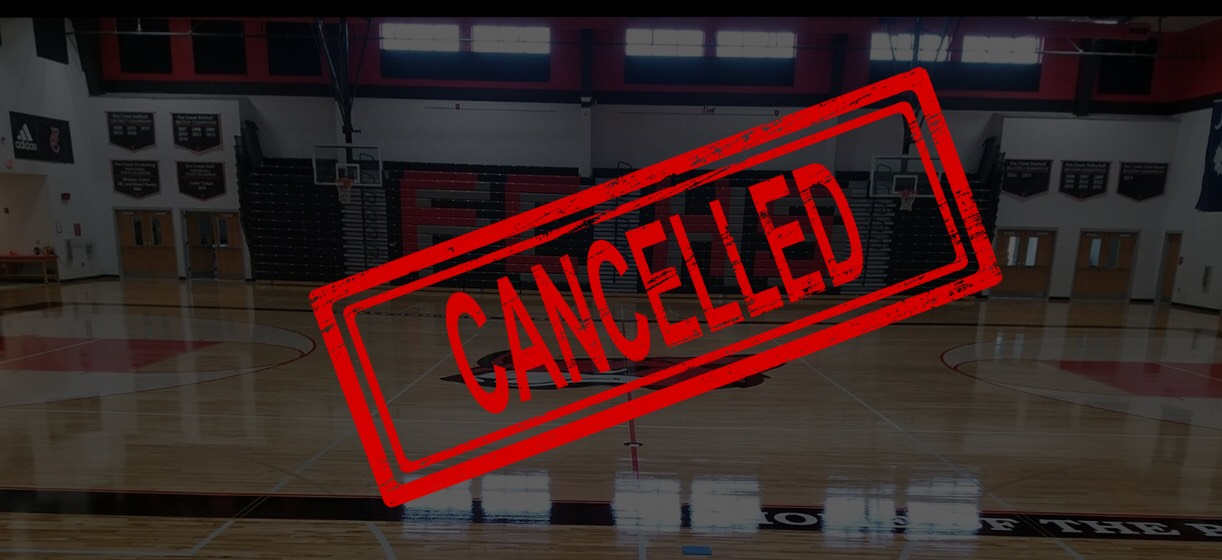 IMPORTANT: JV and Varsity Boys Basketball Activities POSTPONED until December 5th