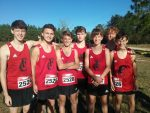 Fox Creek Finishes 11th at the State Qualifier