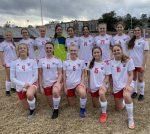 Girls Varsity Soccer falls to Richmond Academy 5 – 3