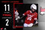FC Lacrosse Achieves First Program Victory
