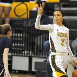 Mariah Linney to be a 49er
