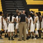 Lady Gator Basketball Scrimmage