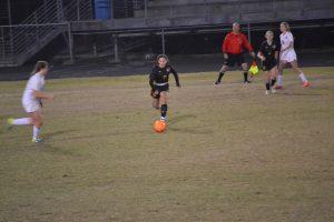 Girls' Soccer vs. Berkeley Stags