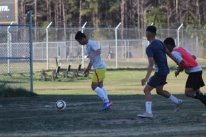 Varsity Boys' Soccer