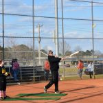 JV Softball Practice