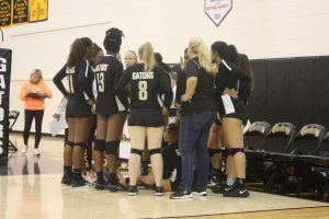 Varsity Volleyball vs. James Island