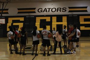 Girls Varsity Basketball Practice