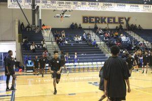 JV Boys Basketball vs. Berkeley