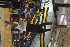 Boys Varsity Basketball VS JI