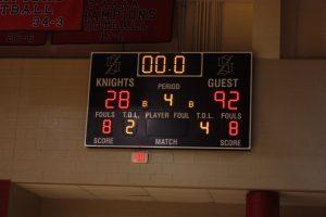 Girls Varsity Basketball vs. Stratford