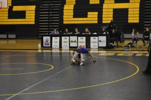 Goose Creek vs James Island Boy Wrestling