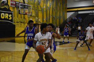JV Boys Basketball vs. BHS