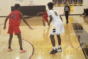 JV Boys Basketball vs. Stratford