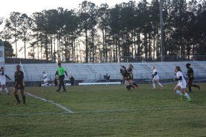 Girls Varsity Soccer vs. Summerville