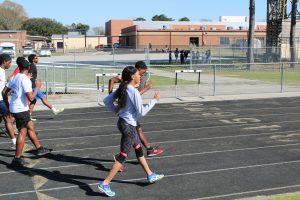 Track Practice 3/12