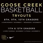 Boys Basketball Tryouts are COMING!