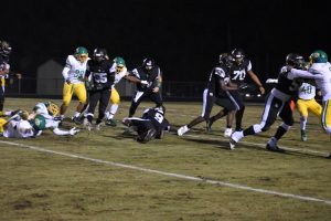 Round 2 Win vs Summerville 11/18