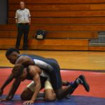 Wrestling VS Fort D