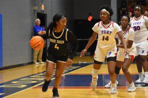 Girls Basketball VS Fort D