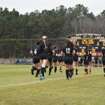 Girls Varsity Soccer VS Charleston M&S