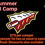 Baseball Summer Camp June 14-16