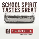 Volleyball Chipotle Night – August 26th