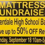 Sunday, September 18th, The Band is having a Mattress Sale!