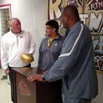 Riverdale football field to be named for principal