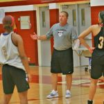 Riverdale girls basketball 'not looking backwards' as practice begins