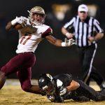 Riverdale football, Savion Davis stun previously unbeaten Mt. Juliet in first round