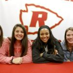 For Murfreesboro area high school athletes, staying together a theme on signing day