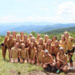 Sideline Cheer 2019-2020 Team Building