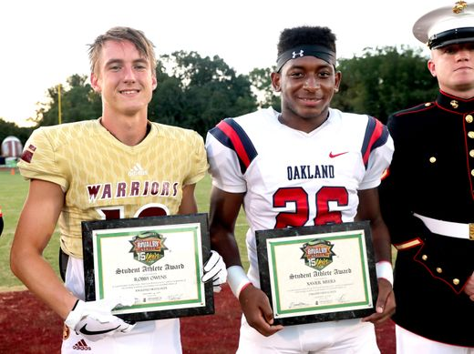 Oakland-Riverdale rivalry still exciting for veterans, newcomers