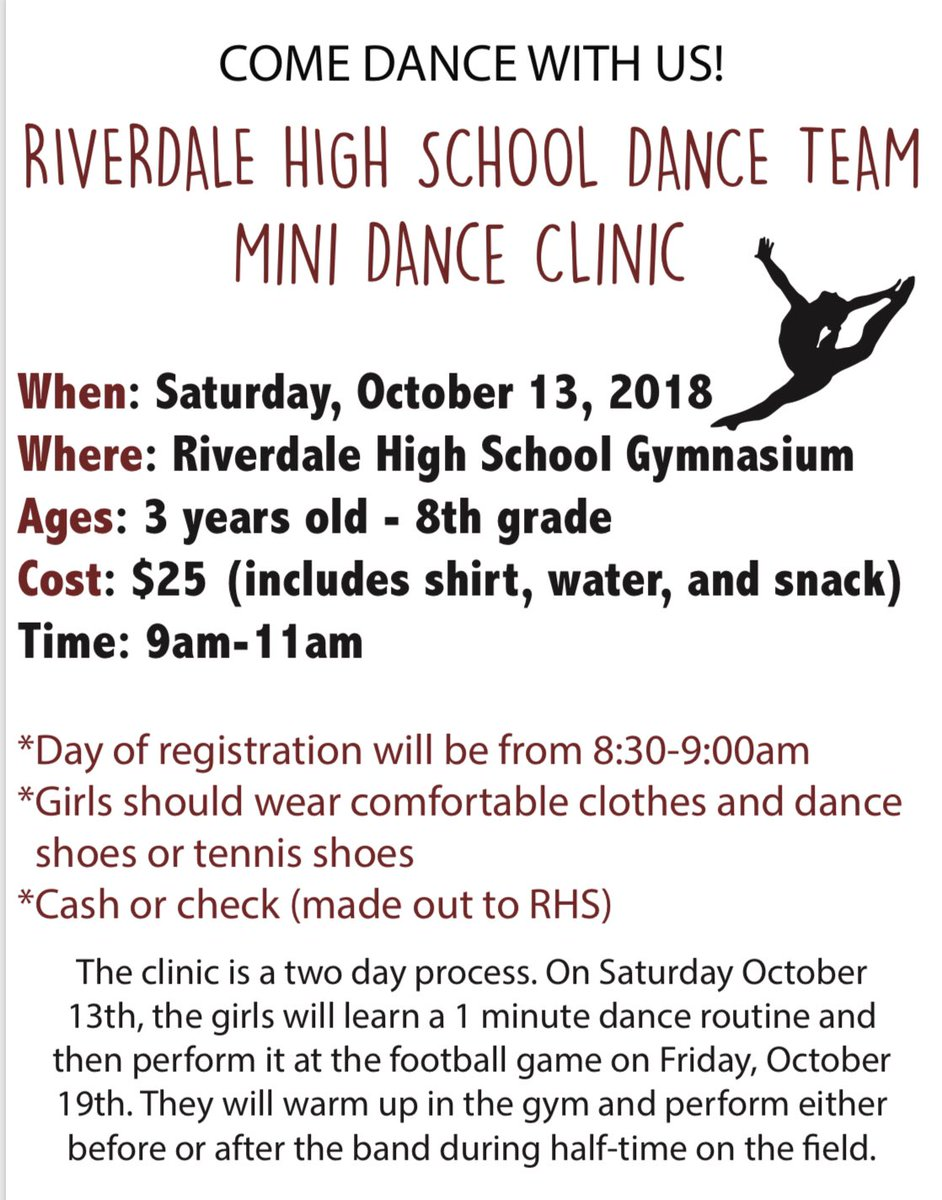 Come Dance with Us!