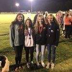 Girls Soccer All-District Players