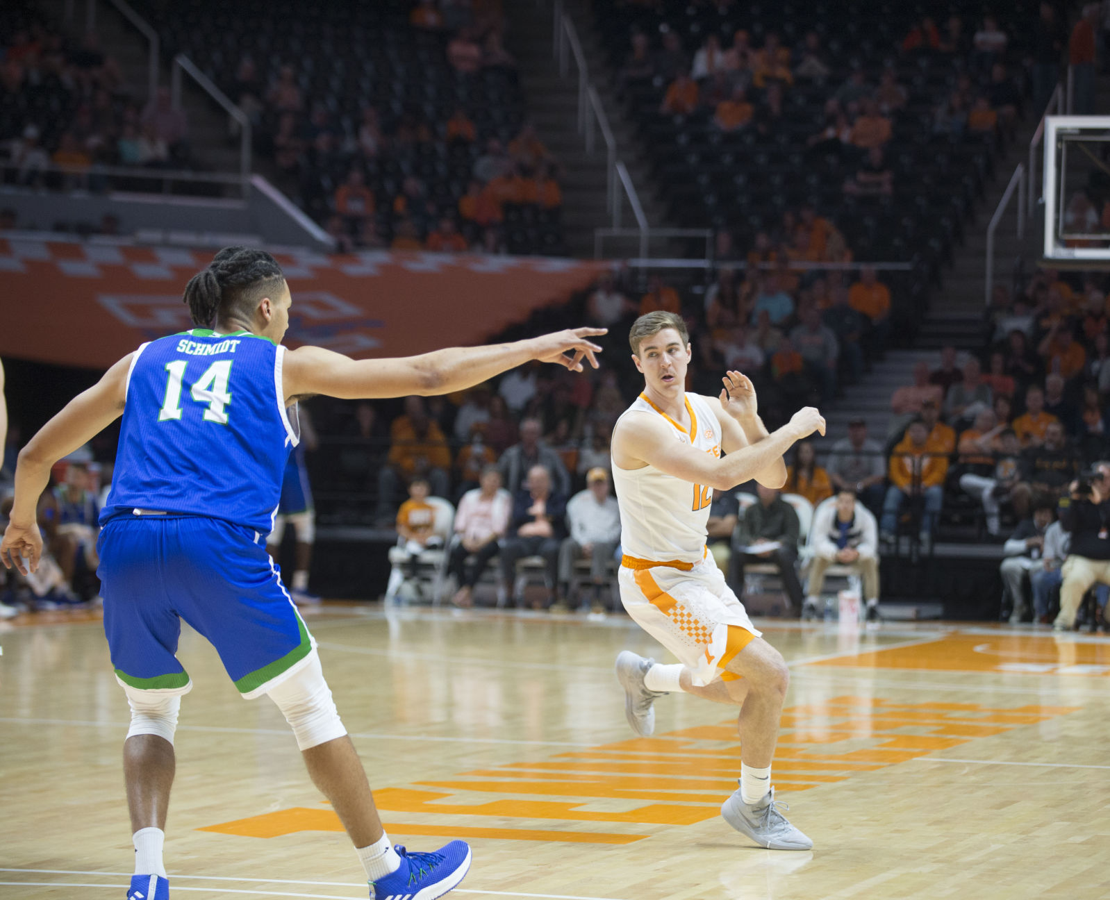 Seniors Campbell and Woodson excelling in walk-on role