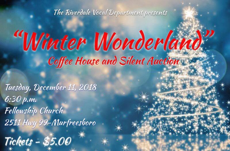 """Choir Presents """"Winter Wonderland"""""""