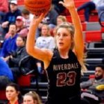 Riverdale's Holcomb thriving after waiting her turn in Lady Warrior lineup